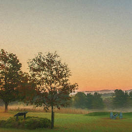 Jeff Oates Photography - Dawn at Valley Forge