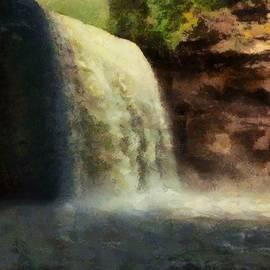RC deWinter - Dawn Falls