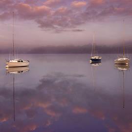 Adrian Campfield - Dawn Over Ullswater
