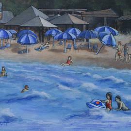 Michael Beckett - Day At The Beach
