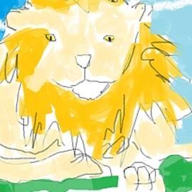 Samuel Zylstra - Day Lion