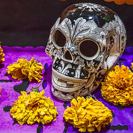Lindley Johnson - Day of the Dead Altar