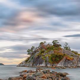 Stephen Stookey - Days End at Whyte Island