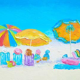 Days of sun and the beach