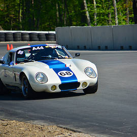 Mike Martin - Daytona Shelby Cobra Replica