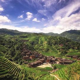Insung Choi - Dazhai village