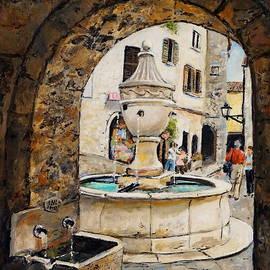 Alan Lakin - de la Grande Fountaine