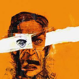 Dead Man Orange - Nicholas Ely