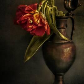 Hugo Bussen - Decanter with tulip