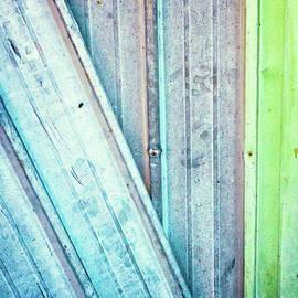 Silvia Ganora - Decayed metal door