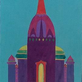 Marcella Blood - Deco Building 1