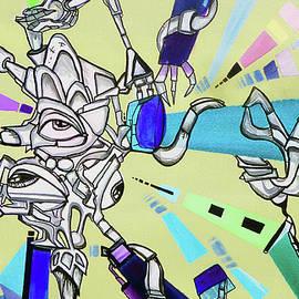 Larry Calabrese - Deco Droids