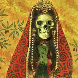 Michael Thomas - Decorative Skeleton
