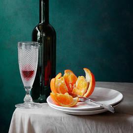 Nikolay Panov - Deep Blue and Orange