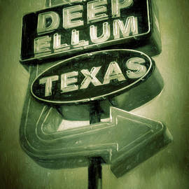Joan Carroll - Deep Ellum Green