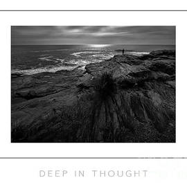Mike Nellums - Deep in Thought poster