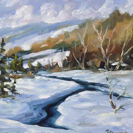 Richard T Pranke - Deep Snow