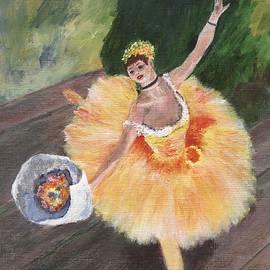 Jamie Frier - Degas Ballerina