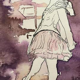 D Renee Wilson - Degas Little Dancer Study