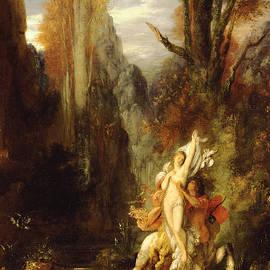 Dejanira  Autumn - Gustave Moreau