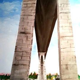 Irving Starr - Del Coronado Bridge