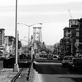 John Schneider - Delancey Street New York City