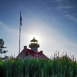 Bill Cannon - Delaware Bay - East Point Lighthouse