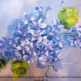 Lois Viguier - Delicate Violets
