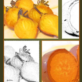 Gretchen Wrede - Delicious Winter Veggie Collage