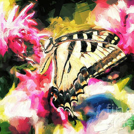 Tina LeCour - Delightful Butterfly