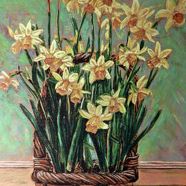 Cat Culpepper - Delightful Daffodils