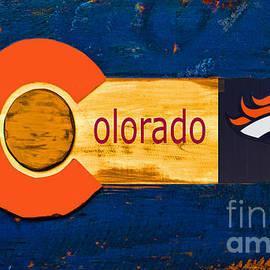 Steven Parker - Denver Colorado Broncos