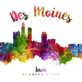 Des Moines Iowa 23 - Aged Pixel