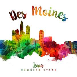 Des Moines Iowa 24 - Aged Pixel