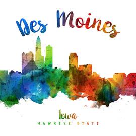 Des Moines Iowa 25 - Aged Pixel