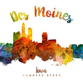 Des Moines Iowa 26 - Aged Pixel