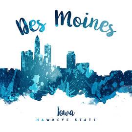Des Moines Iowa 27 - Aged Pixel