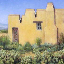 Joseph Carragher - Desert Adobe