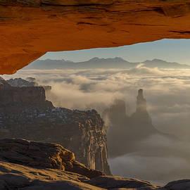 Dustin  LeFevre - Desert Fog