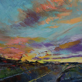 Desert Highway - Michael Creese