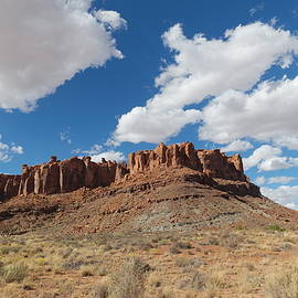 Jeff  Swan - Desert Mountains