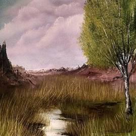 Bonnie Bowen - Desert Oasis