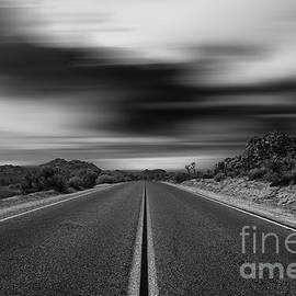 Art K - Desert Road