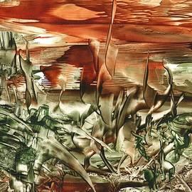 Cathy Minerva - Desert Skyline