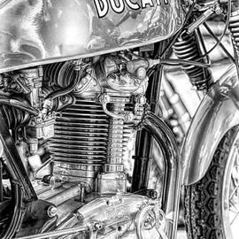Desmo MK 3 450cc - Tim Gainey