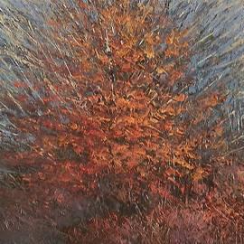 Sean Conlon - Detail from Three Winter Trees