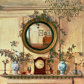 Detail of Home Sweet Home  - Walter Dendy Sadler