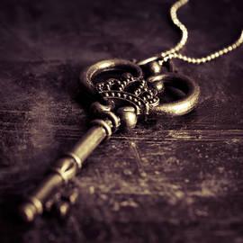 Jaroslaw Blaminsky - Detailed copper key