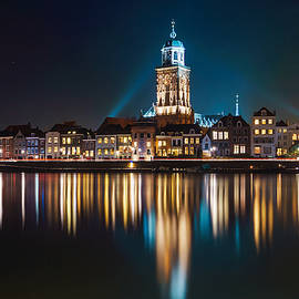 Deventer by Night - Martin Podt