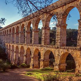 Joan Carroll - Devils Bridge Tarragona Spain